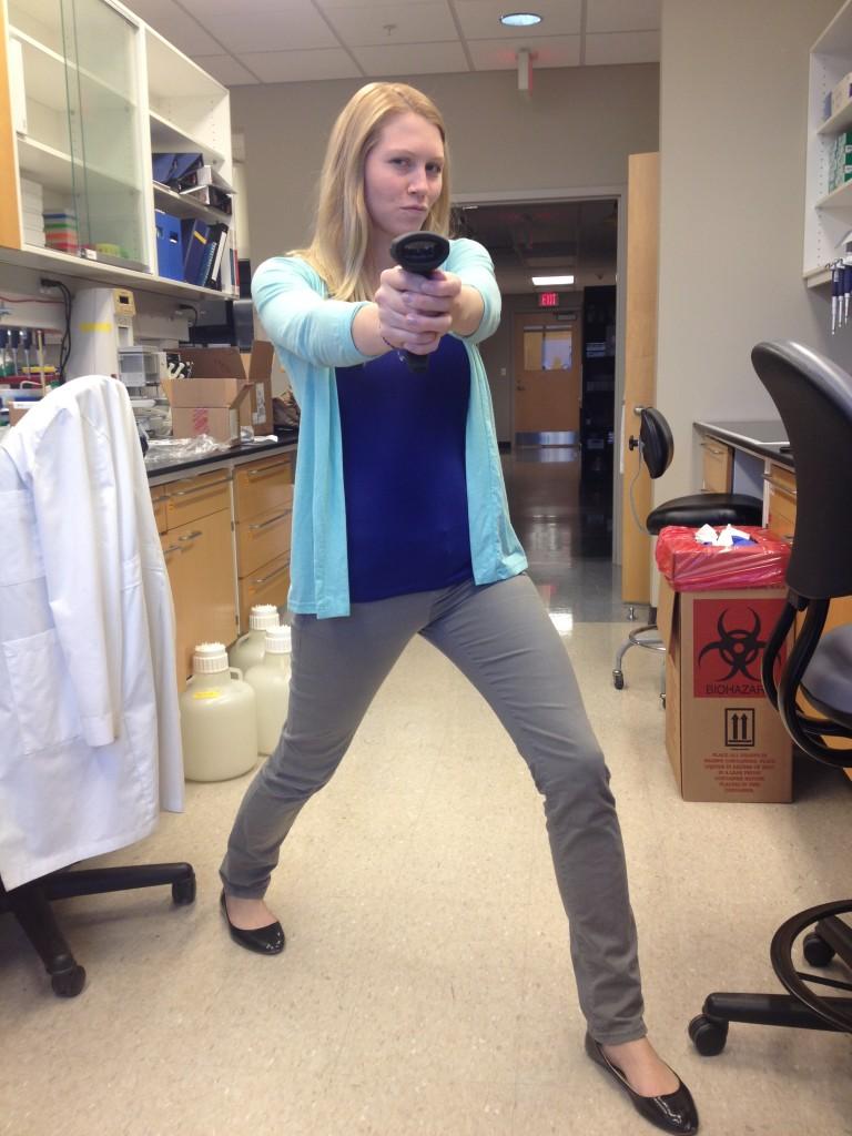 Anna Got A Scanner