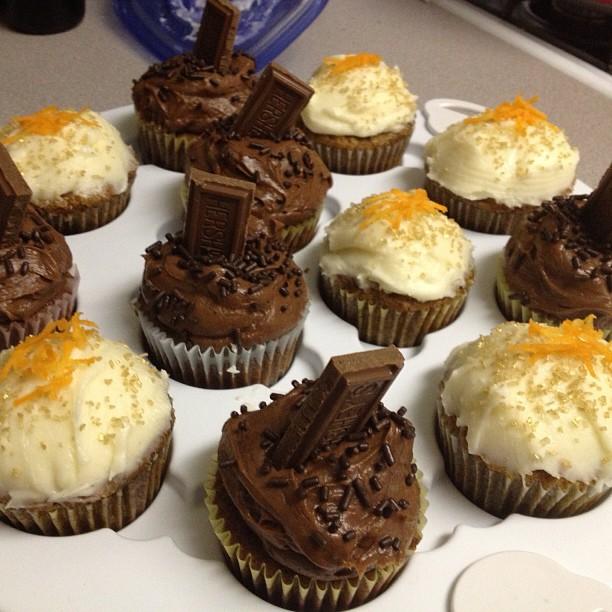 Pallav Birthday Cupcakes